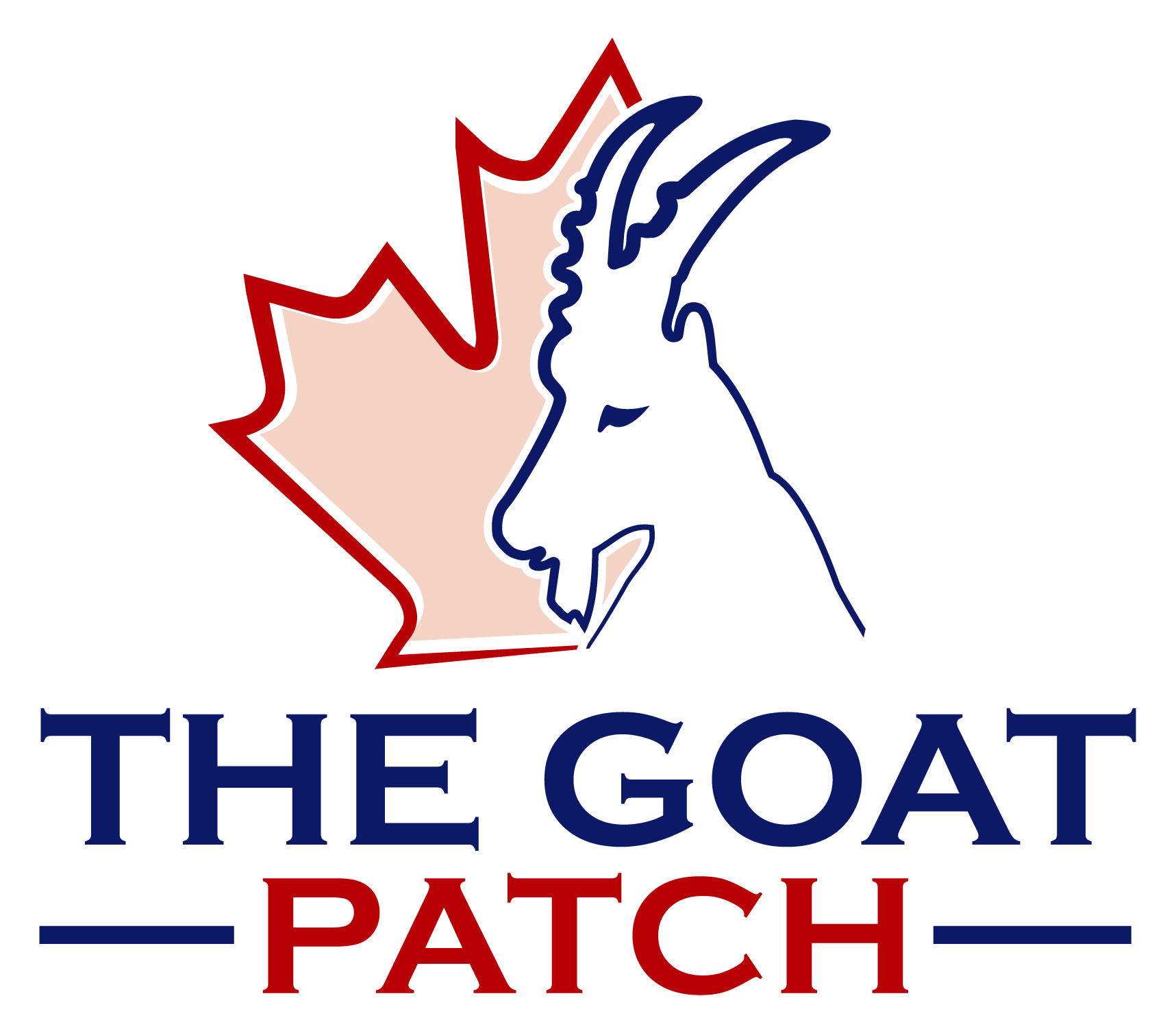 The Goat Patch logo
