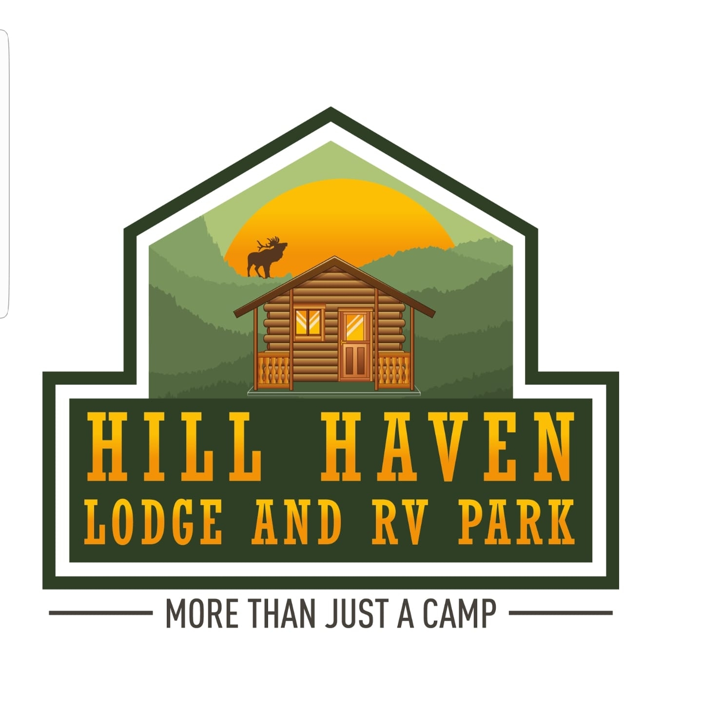 Hill Haven Lodge and RV Park logo