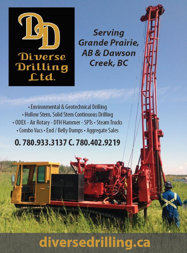 Full size lightbox of Diverse Drilling image 0
